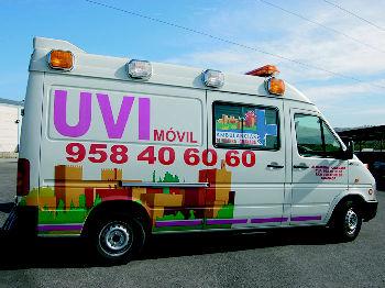 Foto 4 de Ambulancias en Pulianas | Ambulancias Alhambra - Granada