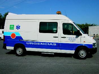 Foto 3 de Ambulancias en Pulianas | Ambulancias Alhambra - Granada