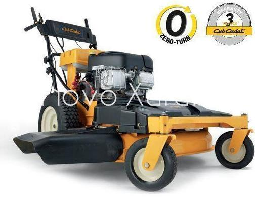 Desbrozadora de ruedas Cub Cadet Wide Cut E-Start: Productos de Cecebre Novo Xardín