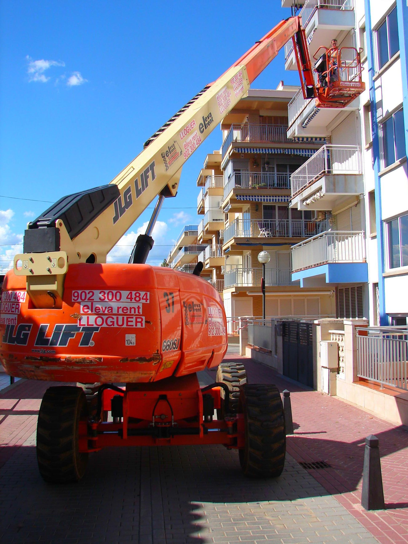 Foto 14 de Plataformas elevadoras en Reus | Eleva Rent