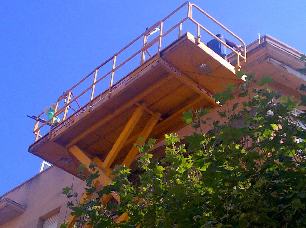 Foto 40 de Plataformas elevadoras en Reus | Eleva Rent