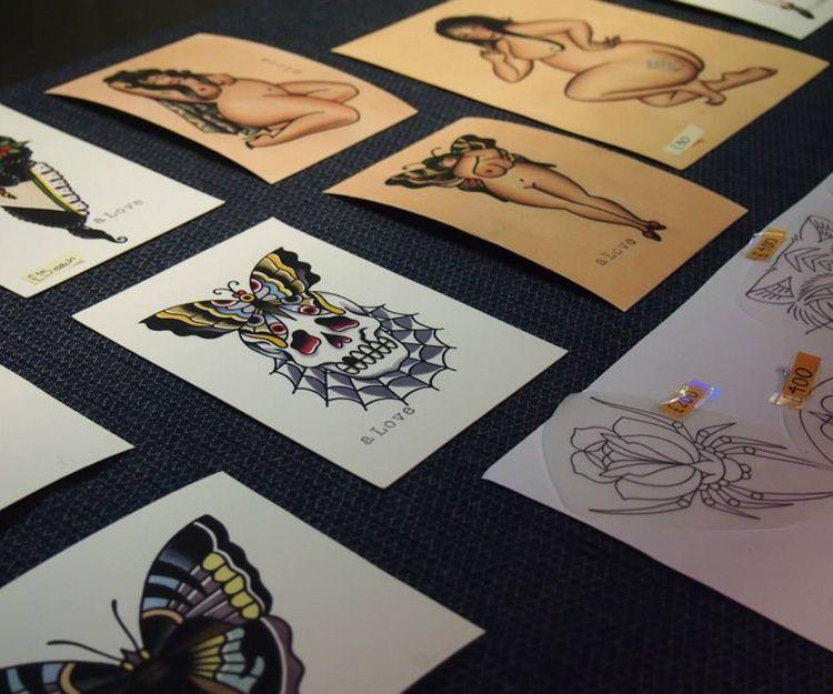 Distribución al por mayor de materiales de tatuajes en Cataluña