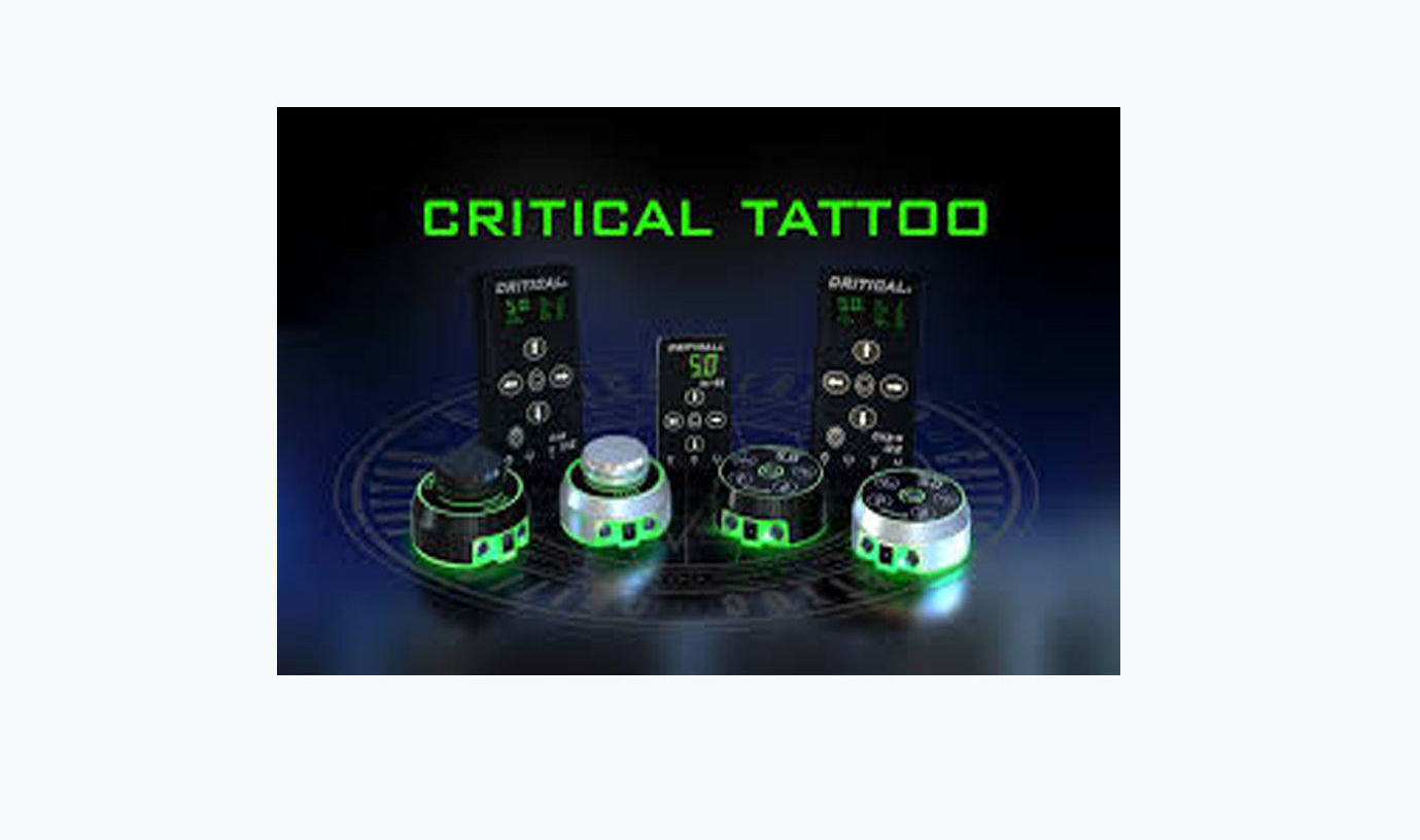 Critical Power supply: Tattoo y piercing de Wildcat Barcelona }}