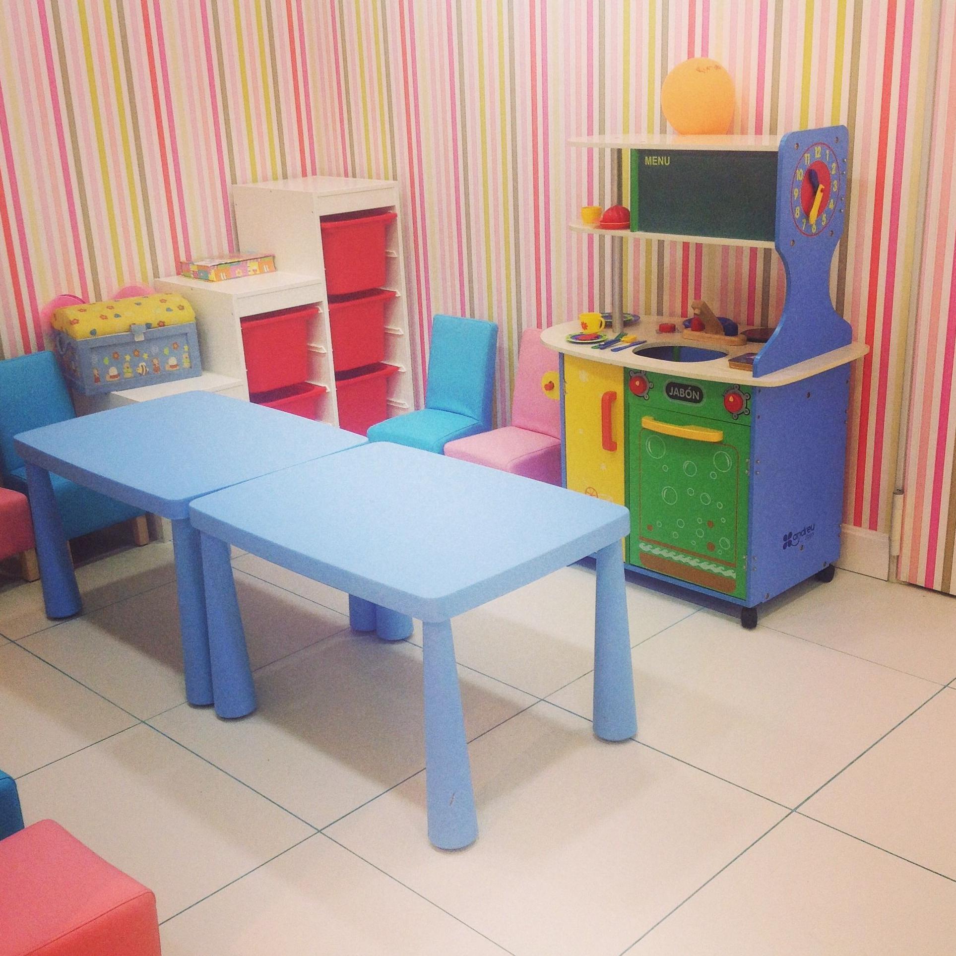 Foto 35 de Parques infantiles en MADRID | AL TROTE ZONA INFANTIL