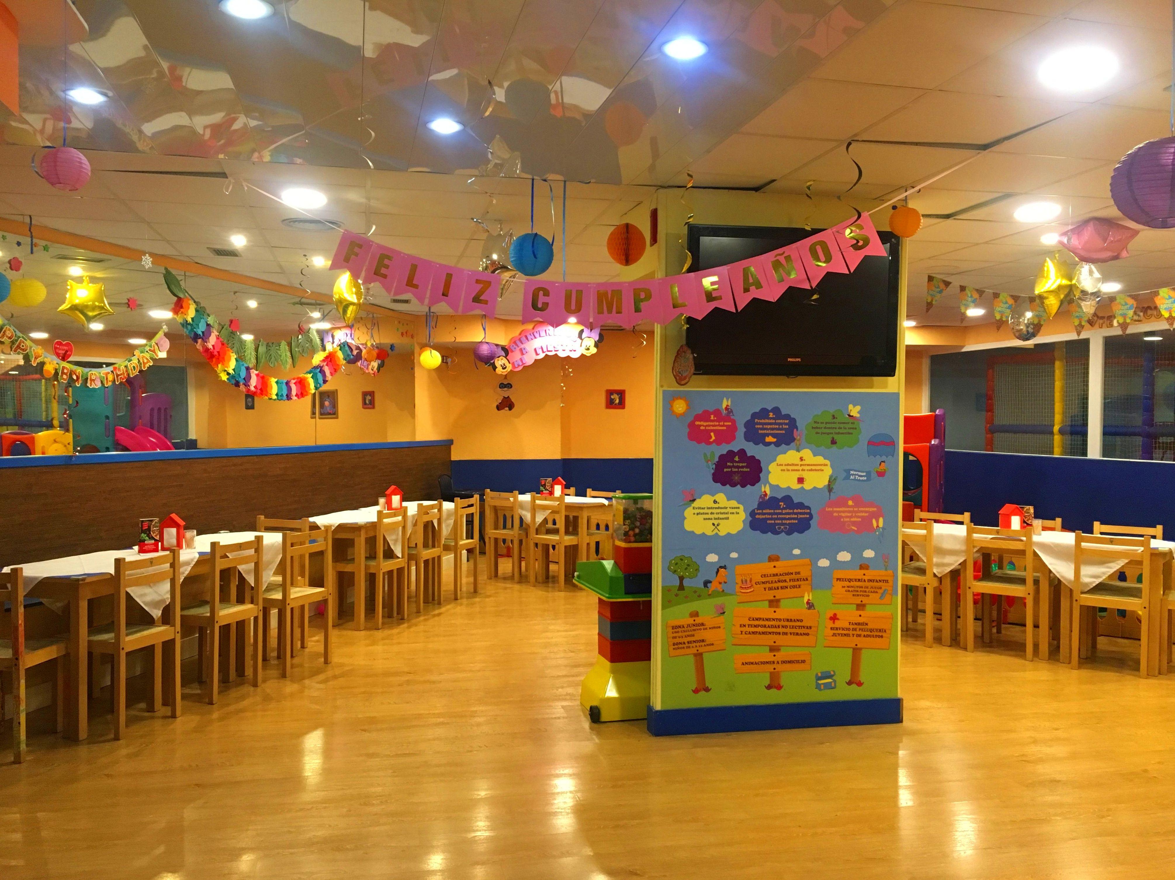Foto 5 de Parques infantiles en MADRID | AL TROTE ZONA INFANTIL