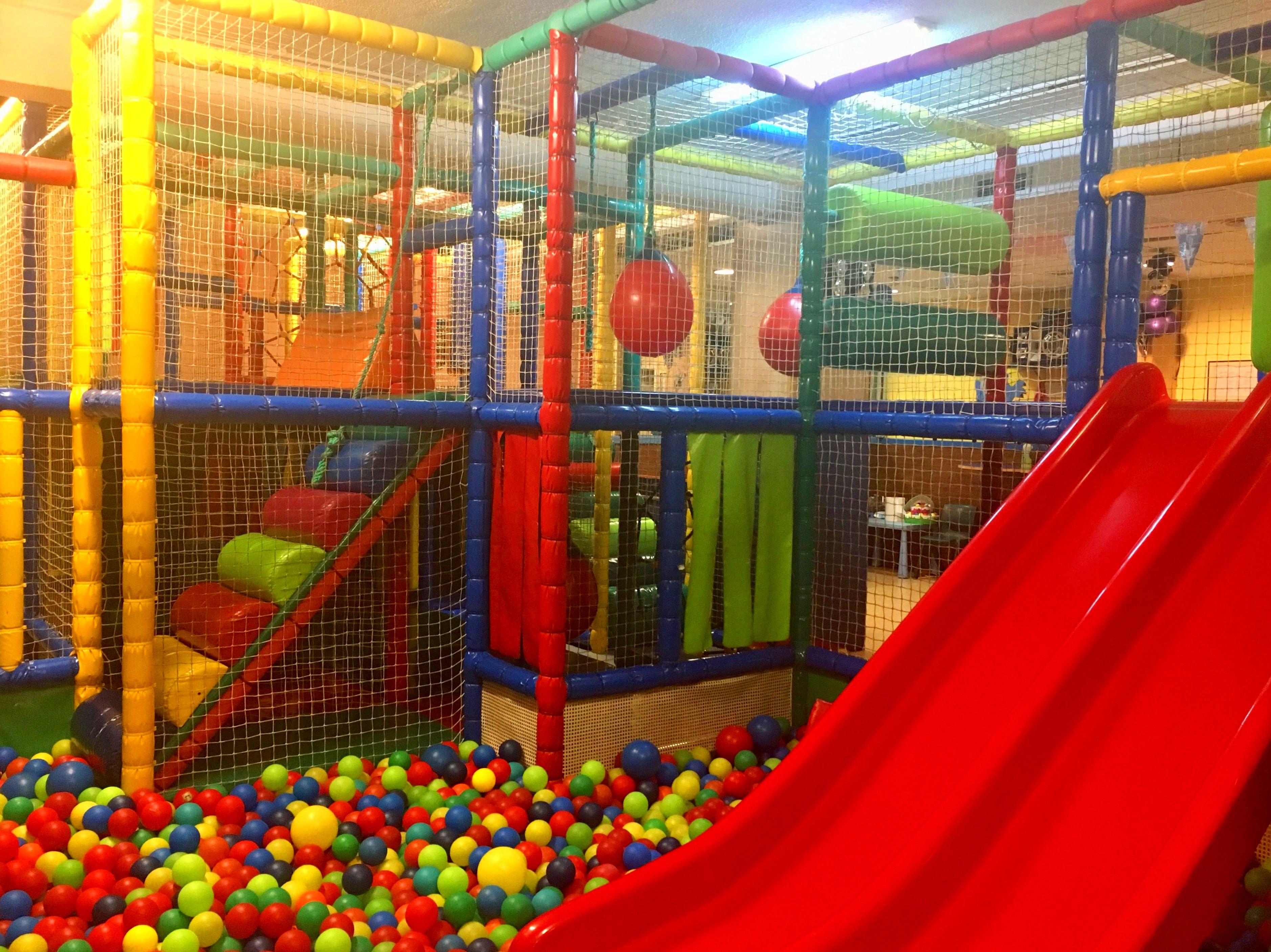Foto 12 de Parques infantiles en MADRID | AL TROTE ZONA INFANTIL