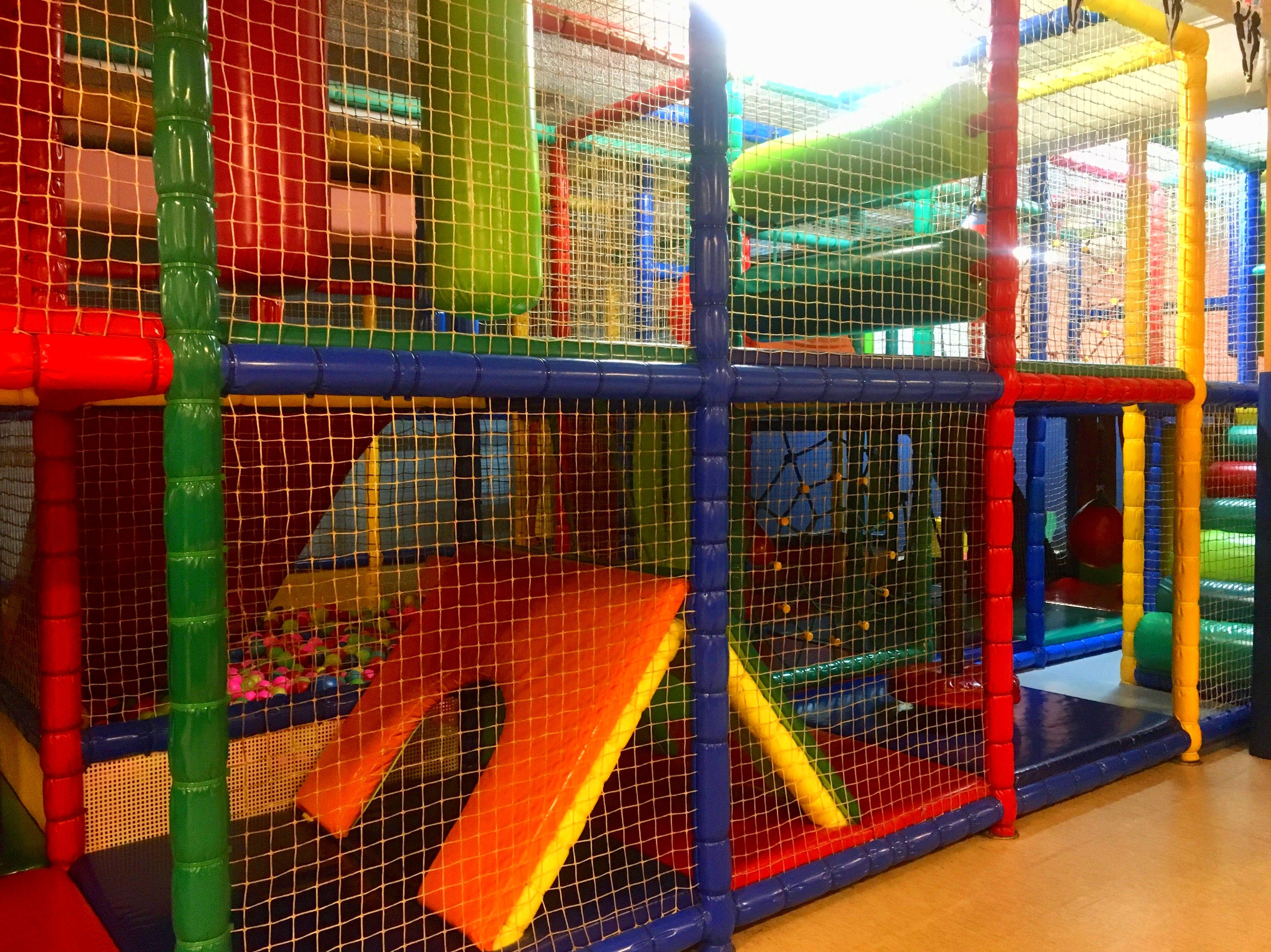 Foto 14 de Parques infantiles en MADRID | AL TROTE ZONA INFANTIL