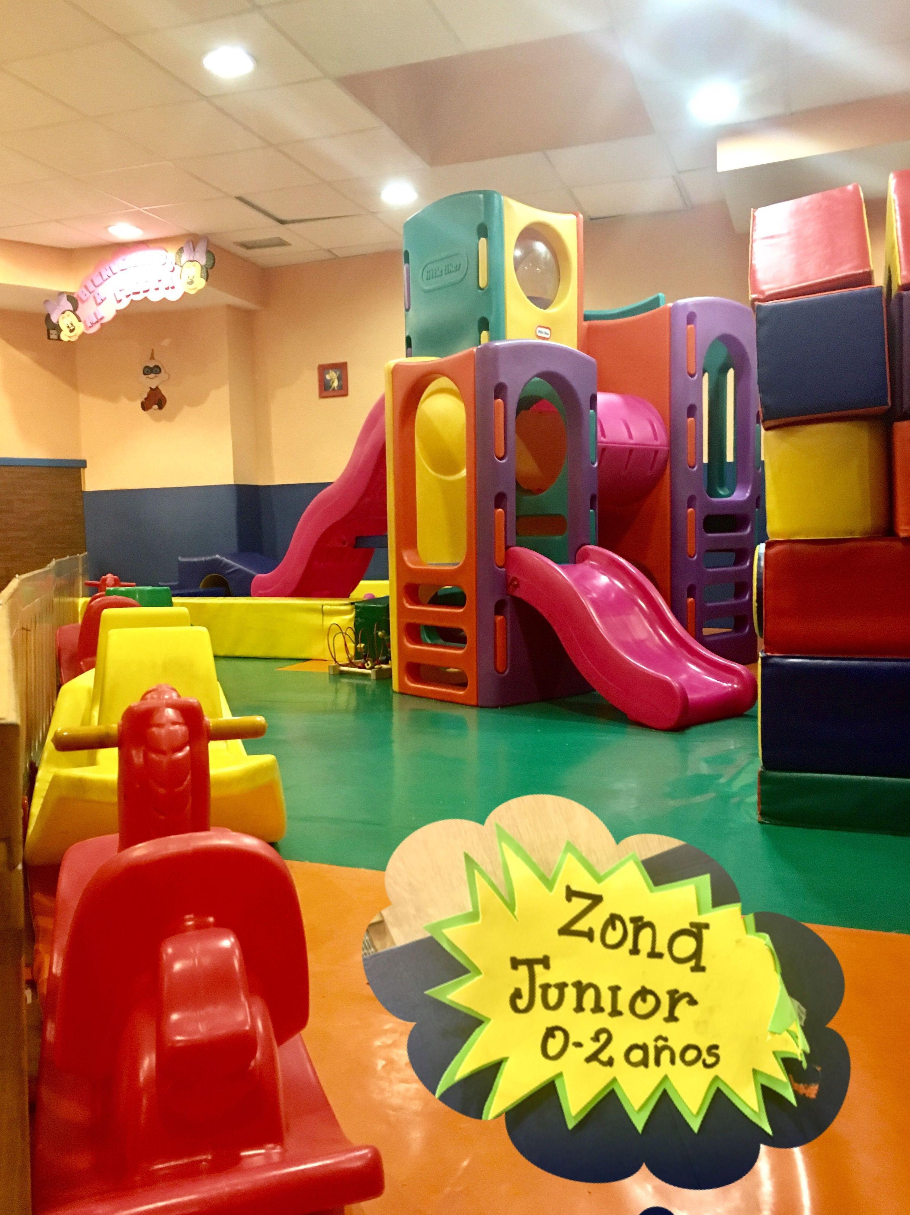 Foto 1 de Parques infantiles en MADRID | AL TROTE ZONA INFANTIL