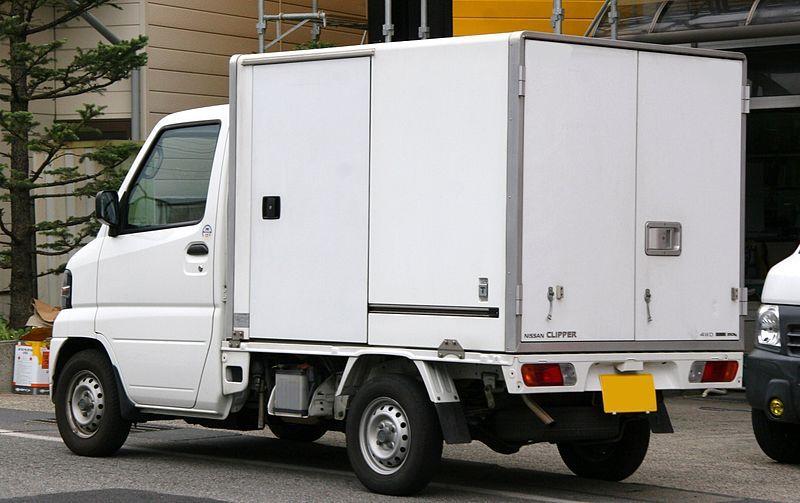 Camiones frigoríficos
