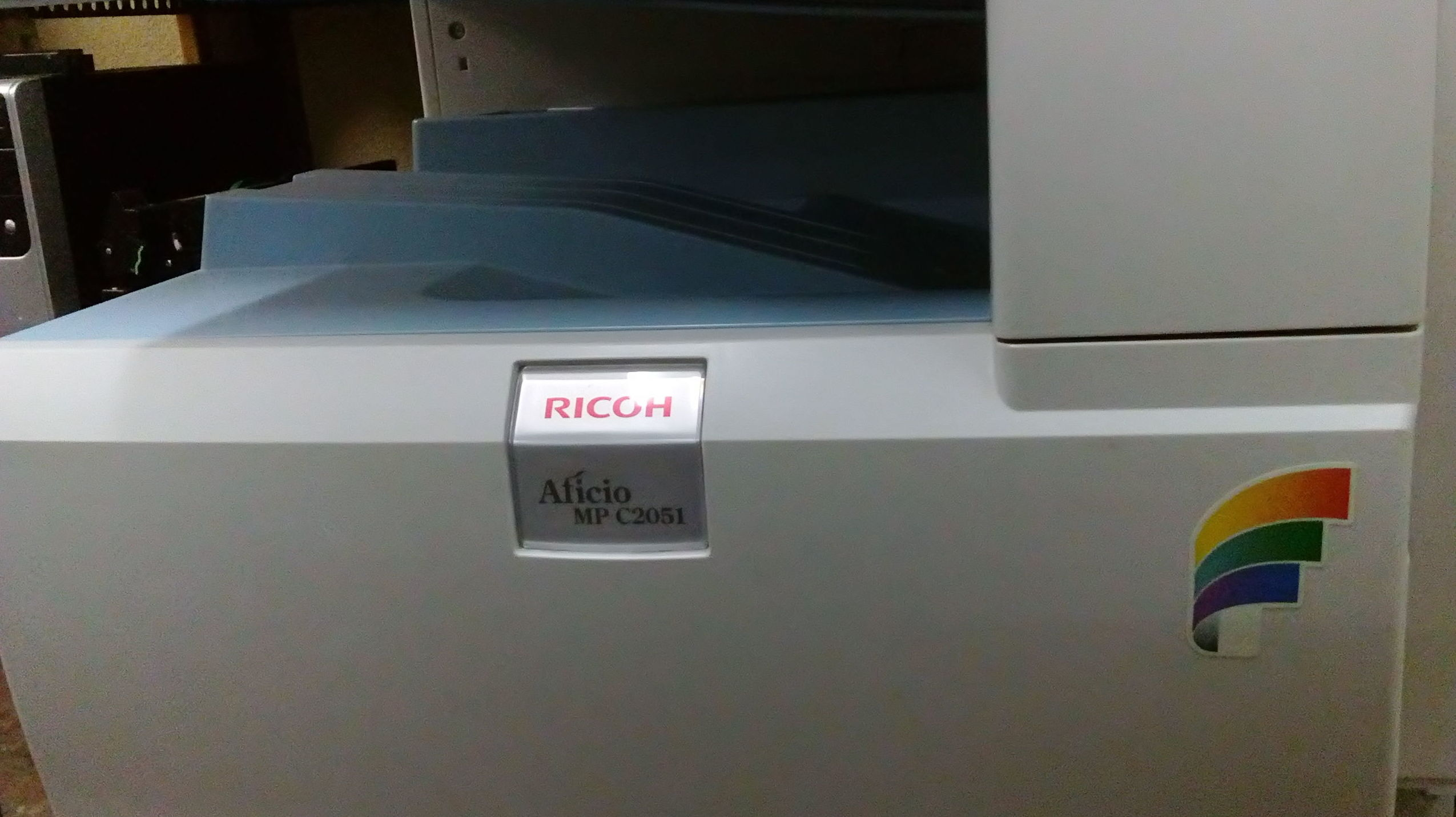 Ricoh Aficio MPC2051