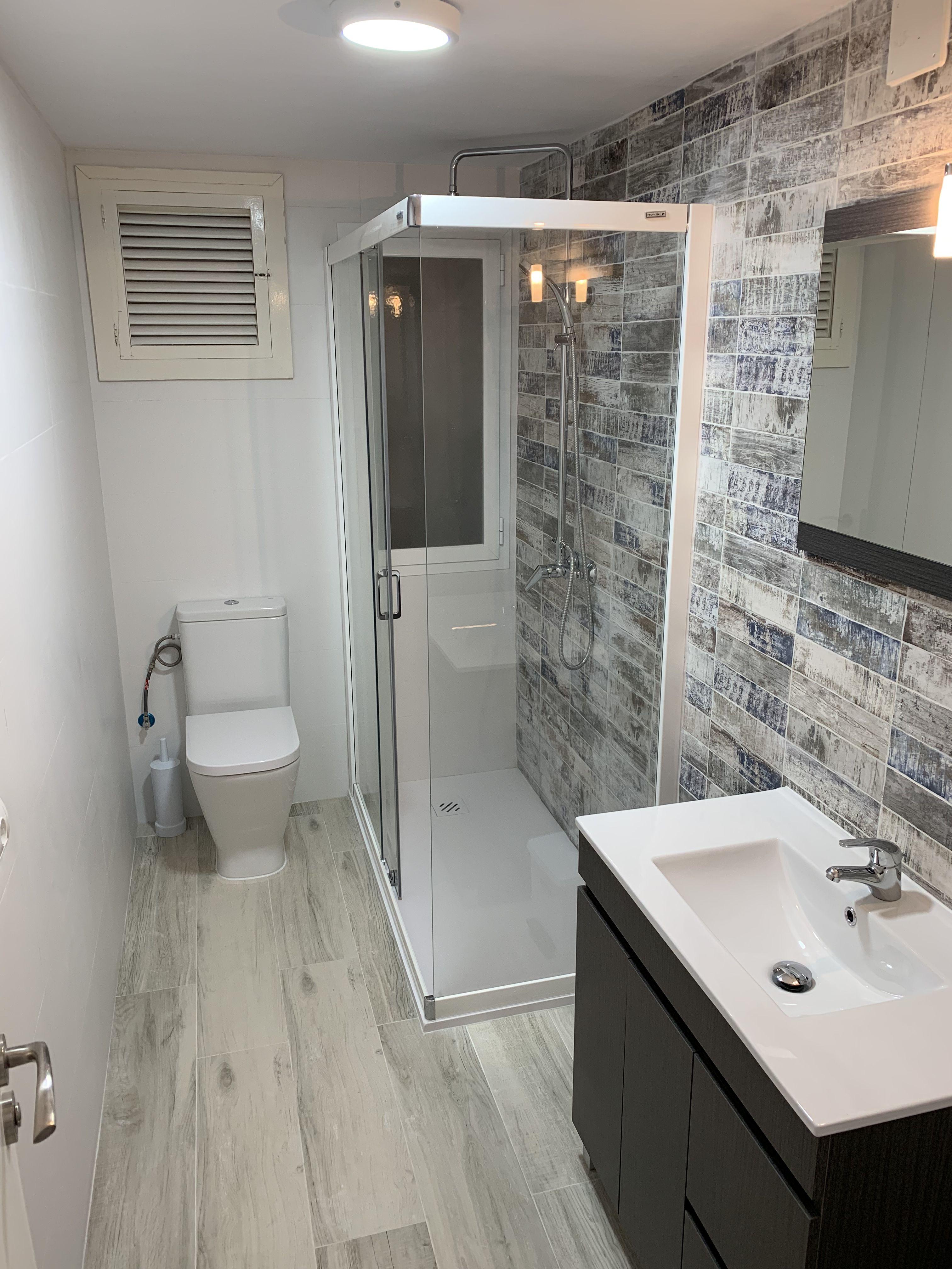 Reforma de baño en Ibiza