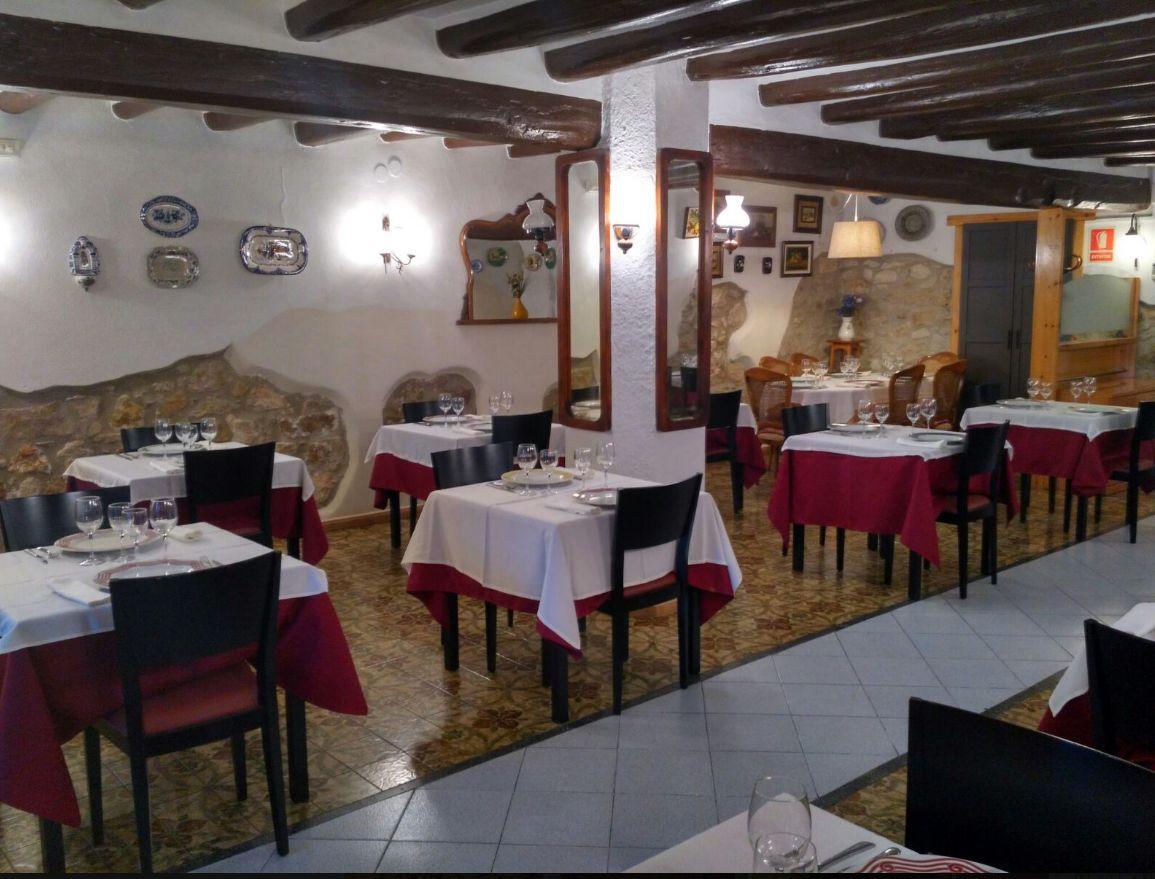 Restaurante en La Sénia, Tarragona