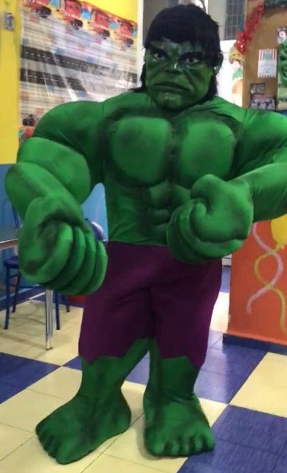 Hulk en Les Boles II