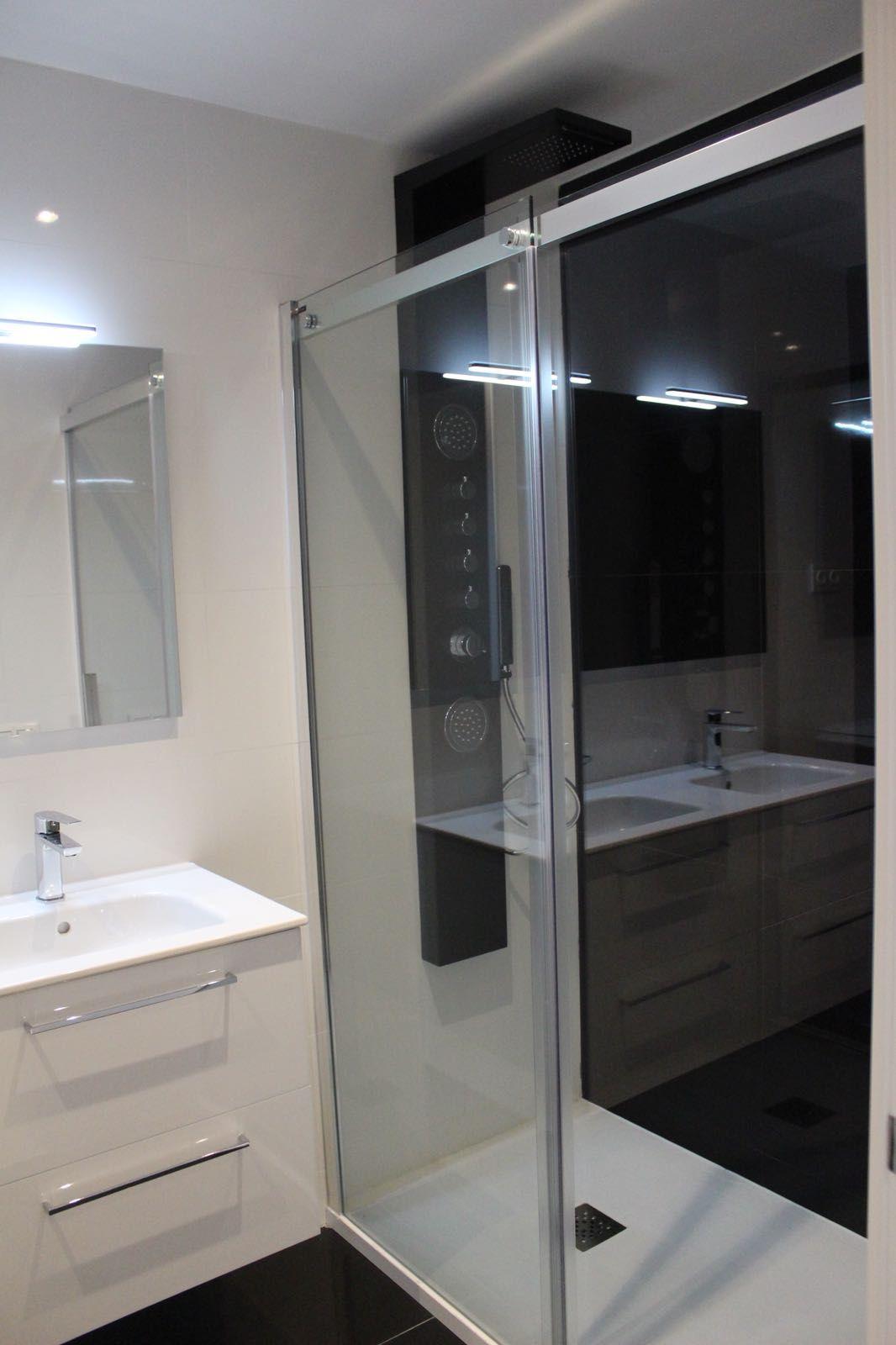 Reforma de baños en Majadahonda