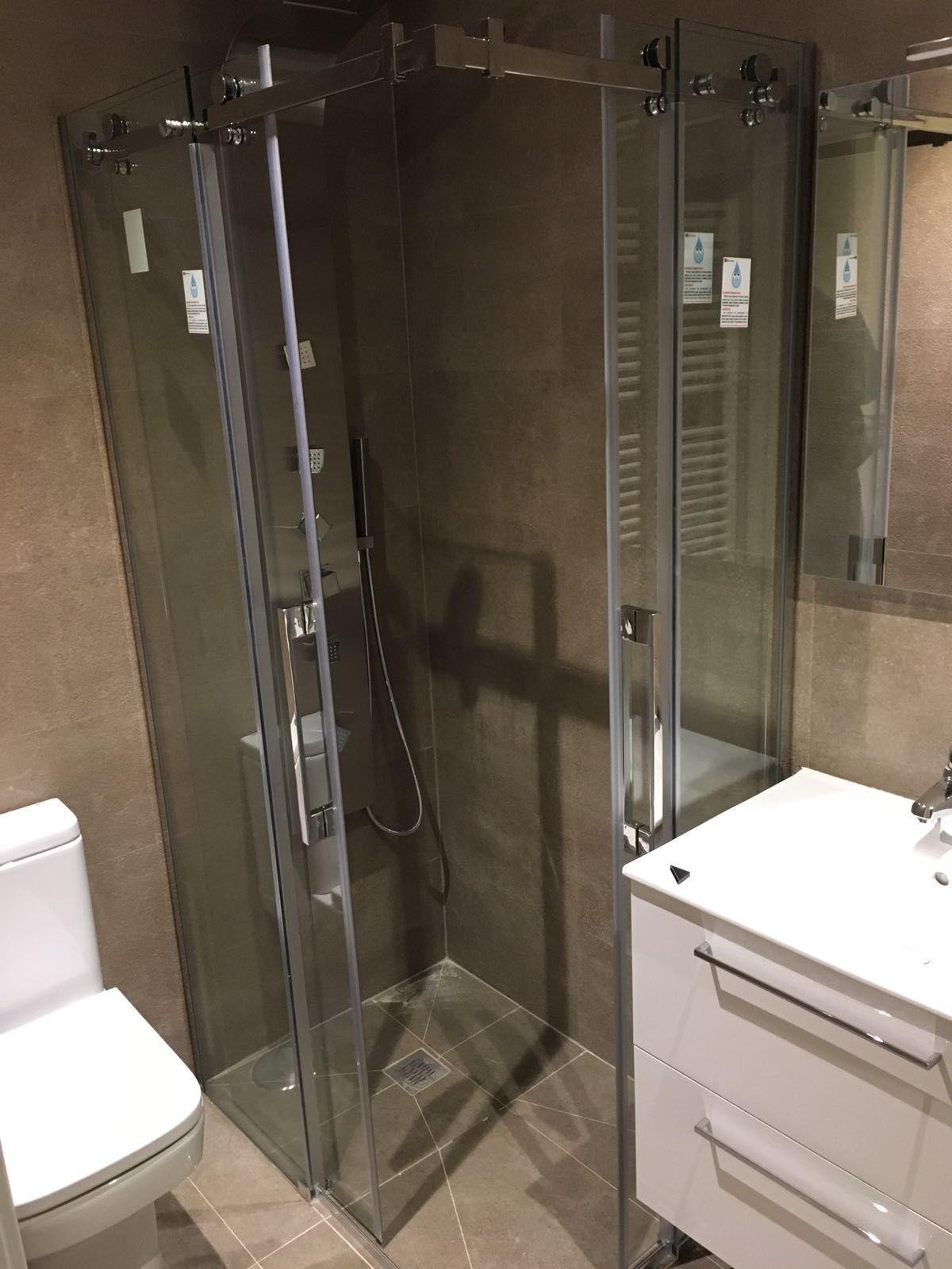 Reforma parcial de baños