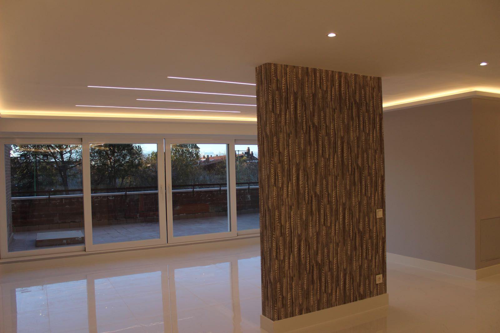 Reforma integral o parcial de pisos
