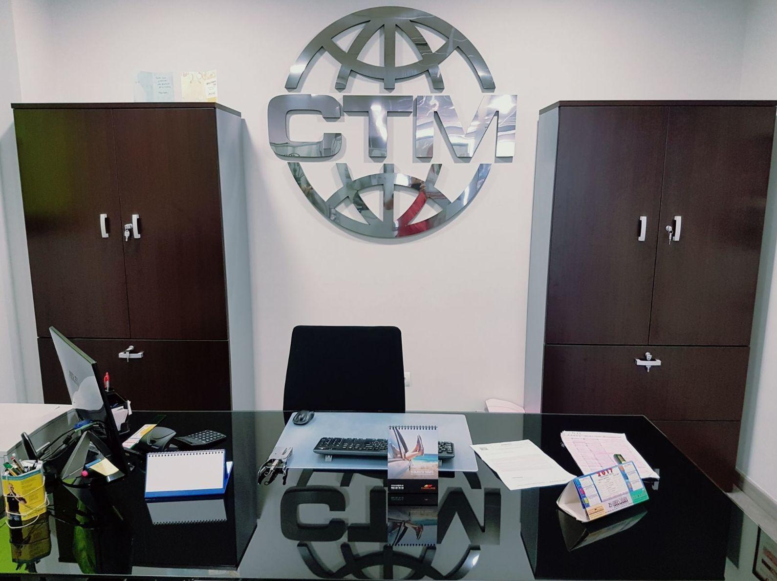CTM. Trabajamos con las aseguradoras más prestigiosas y solventes del mercado.