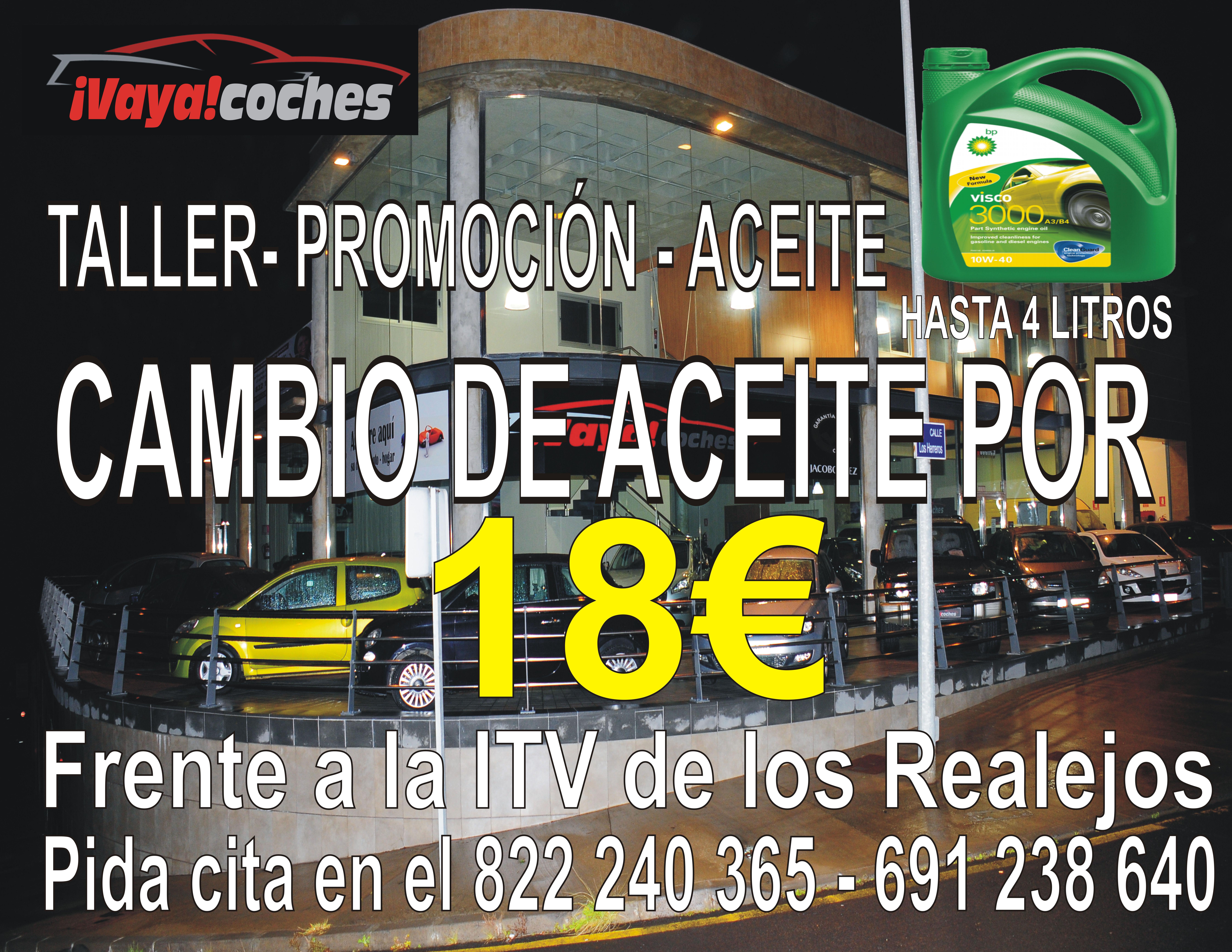 Foto 3 de Concesionario de coches en Los Realejos | VAYA COCHES SL