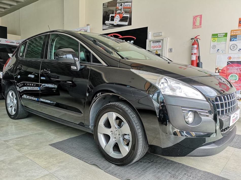 Peugeot 3008 Premium: Coches de ocasión  de VAYA COCHES SL