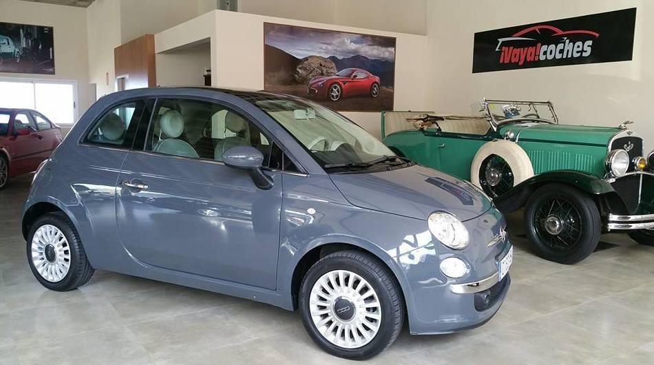 Fiat 500: Coches de ocasión  de VAYA COCHES SL