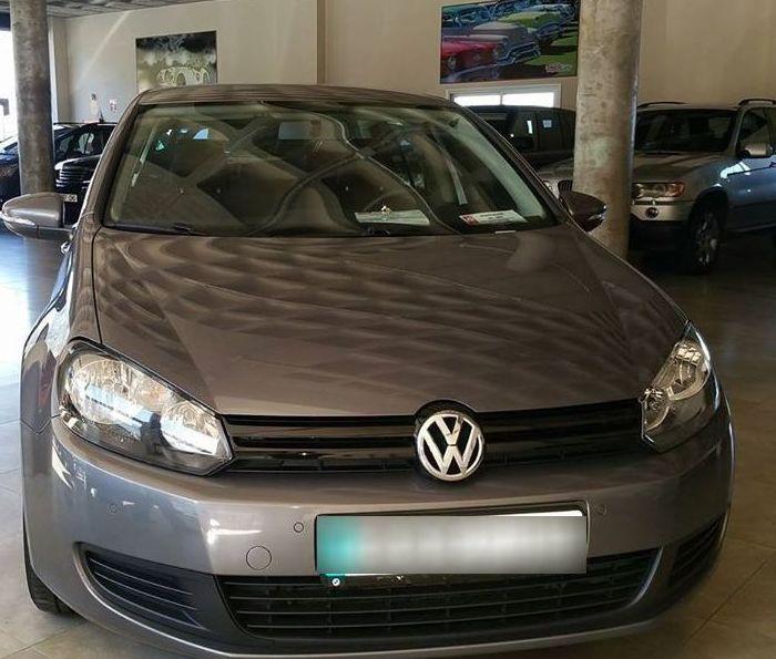 VW GolfF TDI VI: Coches de ocasión  de VAYA COCHES SL