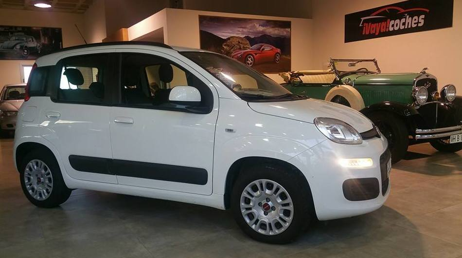 Fiat Panda : Coches de ocasión  de VAYA COCHES SL