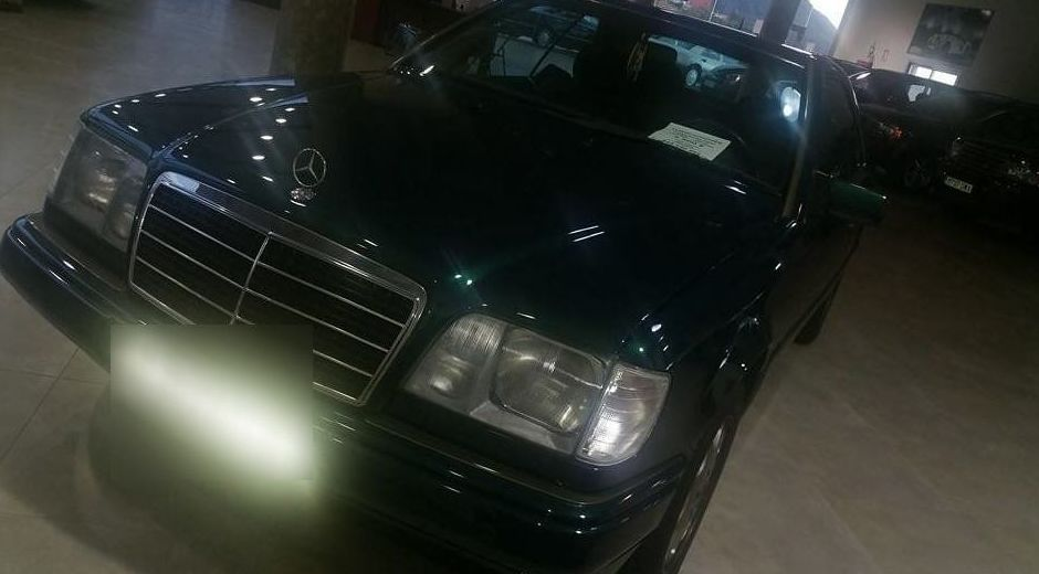 Mercedes 320 CE: Coches de ocasión  de VAYA COCHES SL