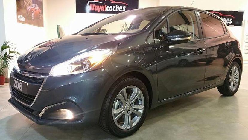 Nuevo Peugeot 208: Coches de ocasión  de VAYA COCHES SL