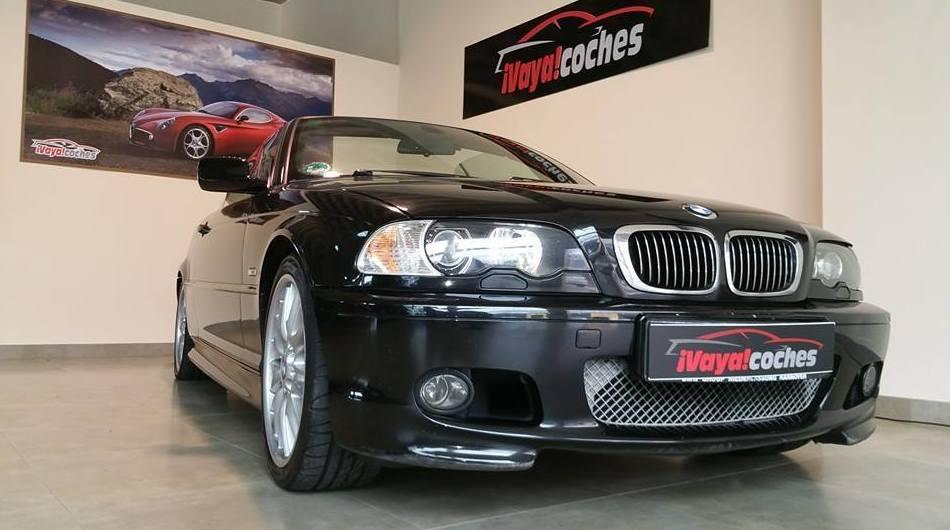 BMW 330 cabrio full: Coches de ocasión  de VAYA COCHES SL