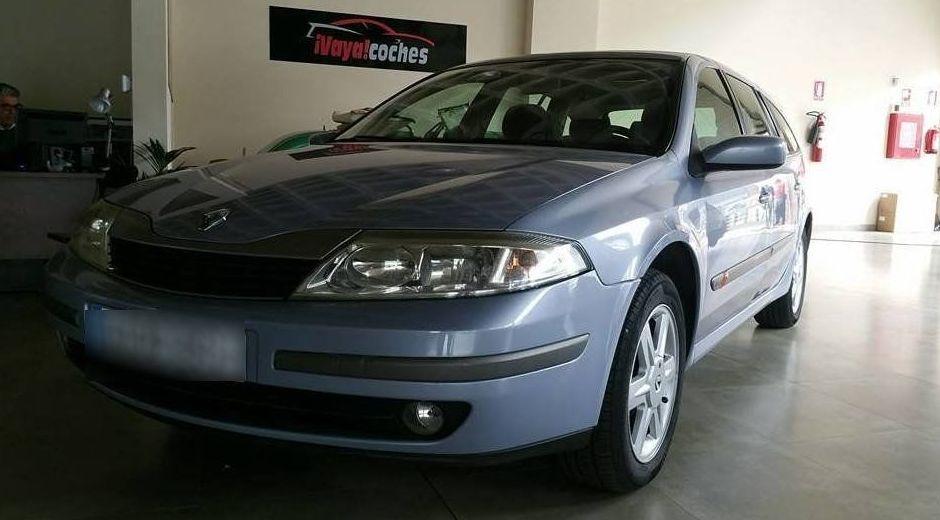 Renault Laguna: Coches de ocasión  de VAYA COCHES SL
