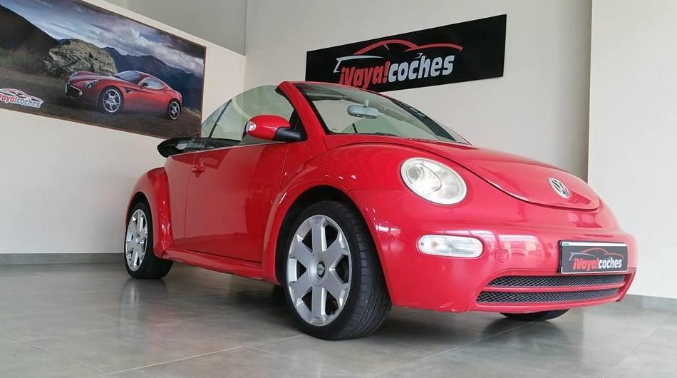 VW Beetle: Coches de ocasión  de VAYA COCHES SL