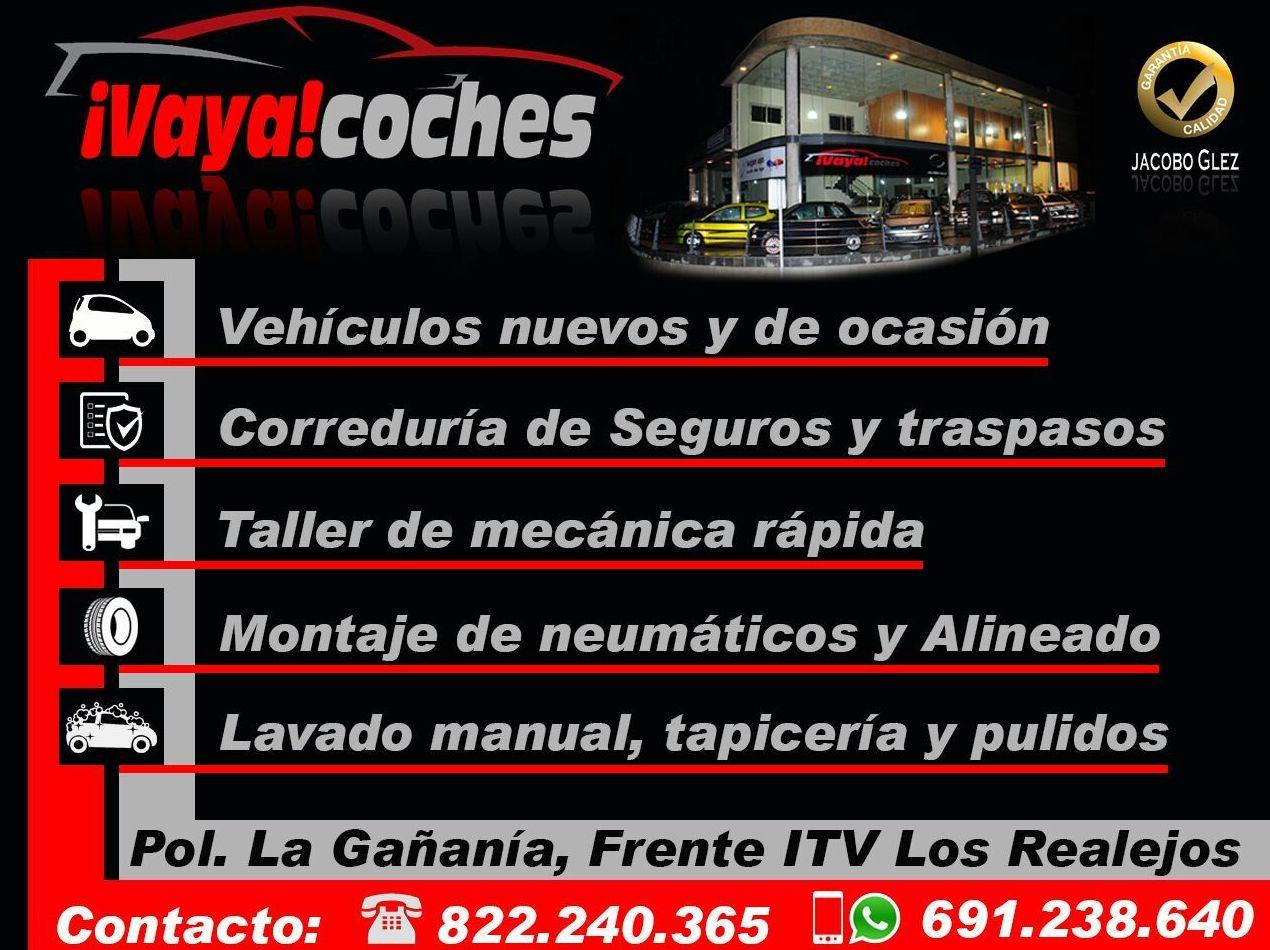 Foto 4 de Concesionario de coches en Los Realejos | VAYA COCHES SL
