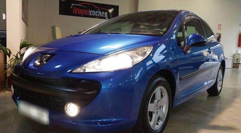 Peugeot 207 sport : Coches de ocasión  de VAYA COCHES SL