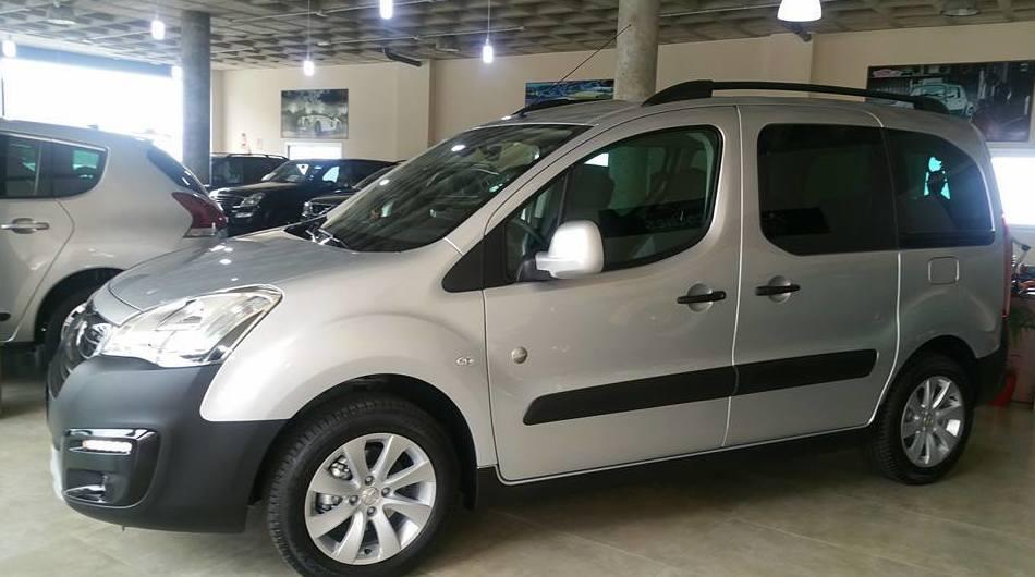 Peugeot Partner: Coches de ocasión  de VAYA COCHES SL