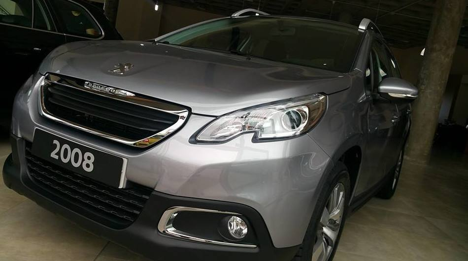 Nuevo Peugeot 2008: Coches de ocasión  de VAYA COCHES SL