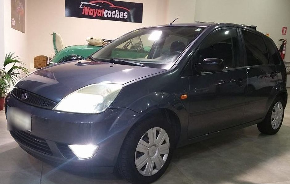 Ford Fiesta : Coches de ocasión  de VAYA COCHES SL