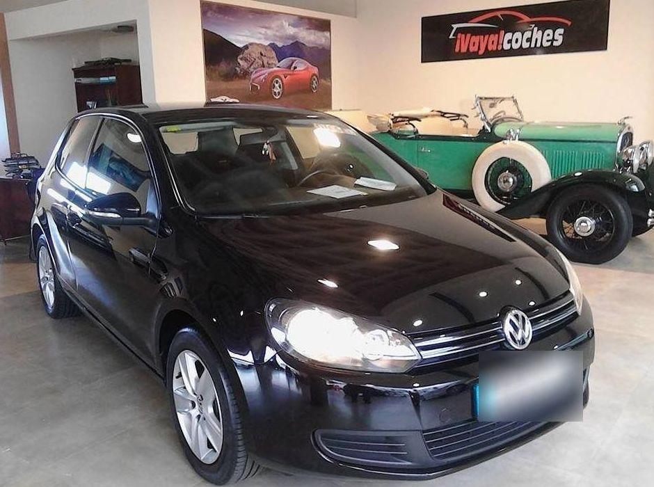 VW Golf VI TDI : Coches de ocasión  de VAYA COCHES SL