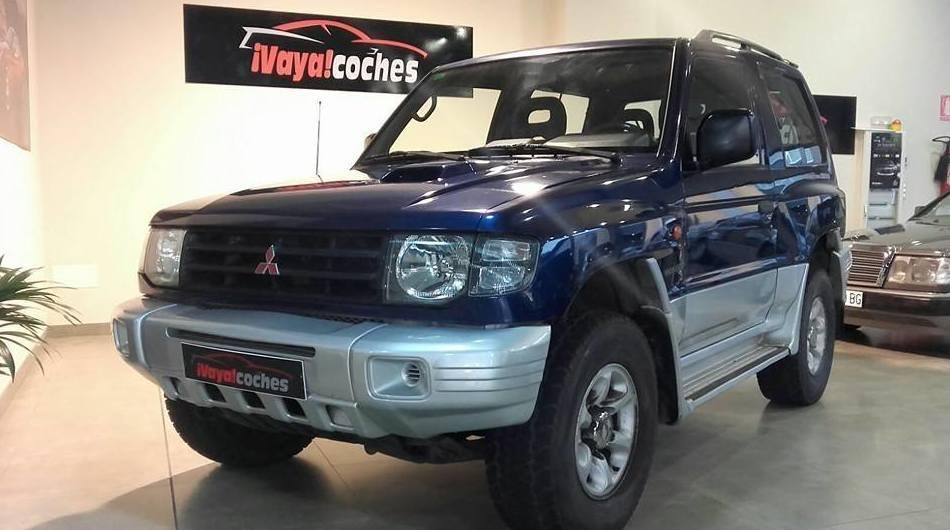 Mitsubishi Montero : Coches de ocasión  de VAYA COCHES SL