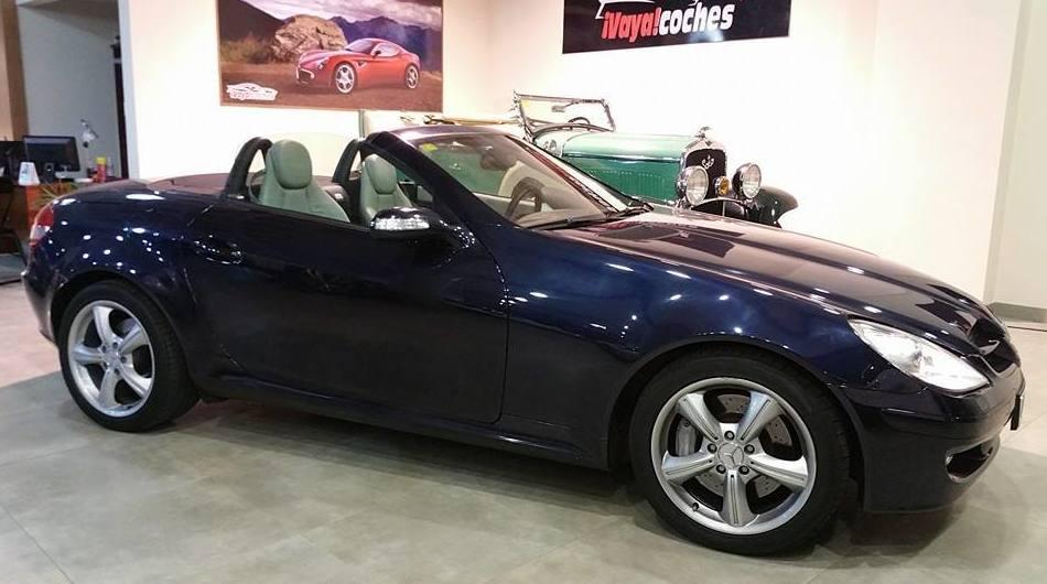 Mercedes SLK 350 V6: Coches de ocasión  de VAYA COCHES SL