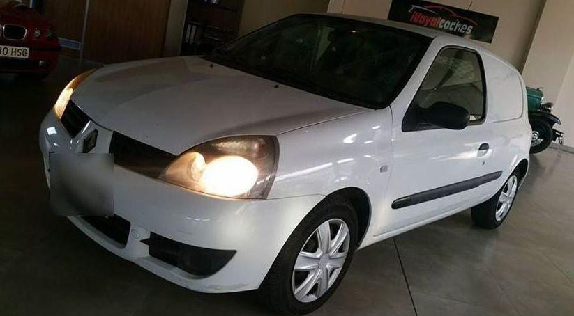 Renault Clio comercial : Coches de ocasión  de VAYA COCHES SL