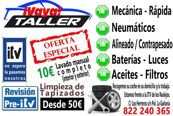 Foto 19 de Concesionario de coches en Los Realejos | VAYA COCHES SL