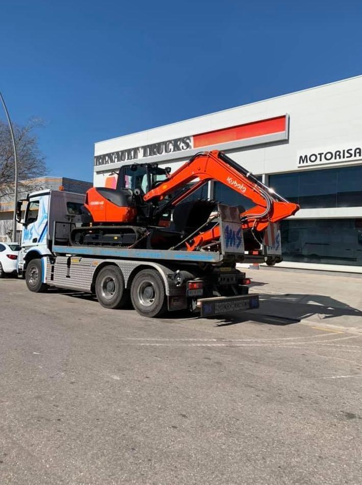 Foto 10 de Transporte y materiales de construcción en Campanet | Transportes Miguel Socias e Hijos