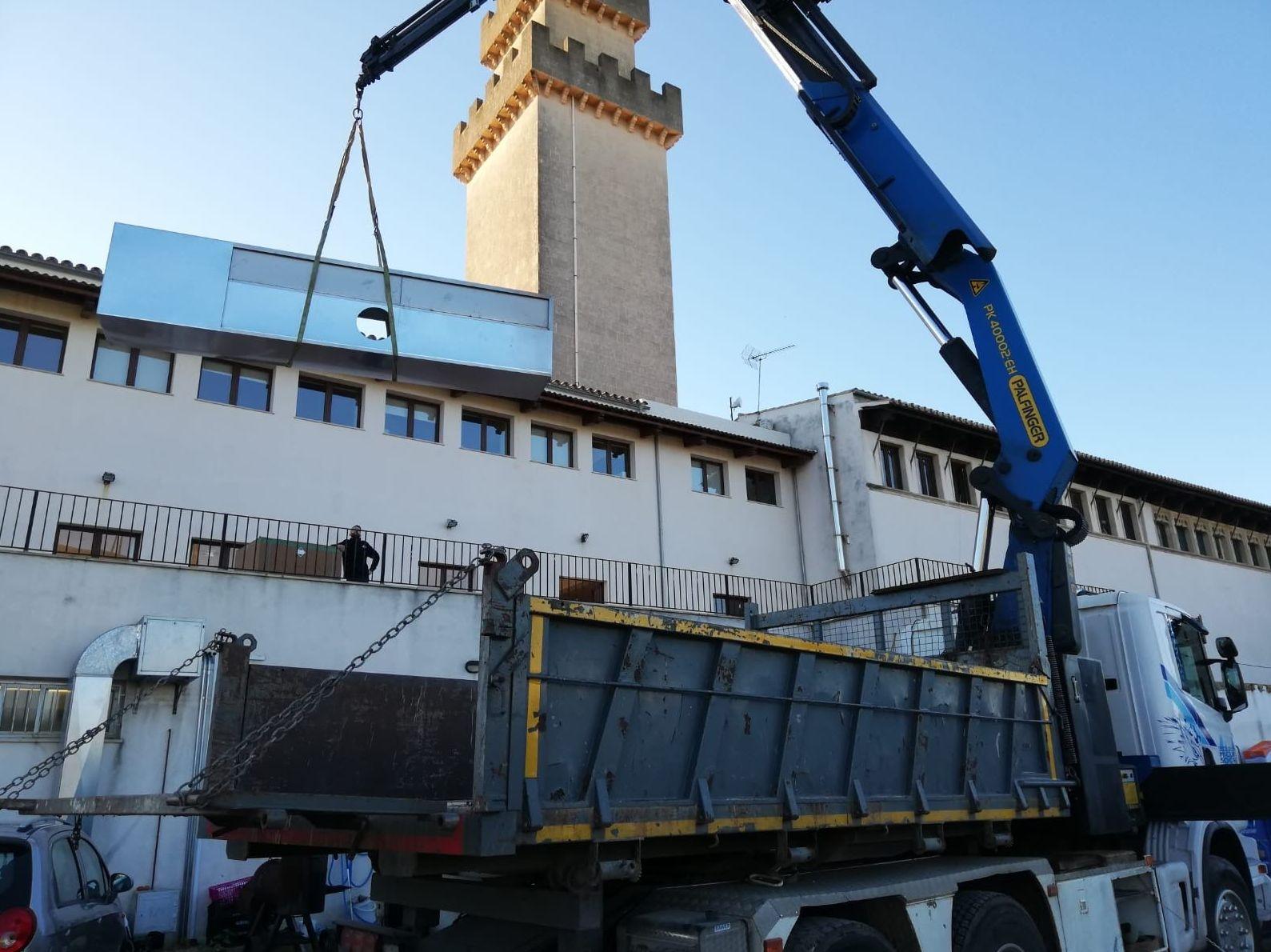 Foto 7 de Transporte y materiales de construcción en Campanet | Transportes Miguel Socias e Hijos