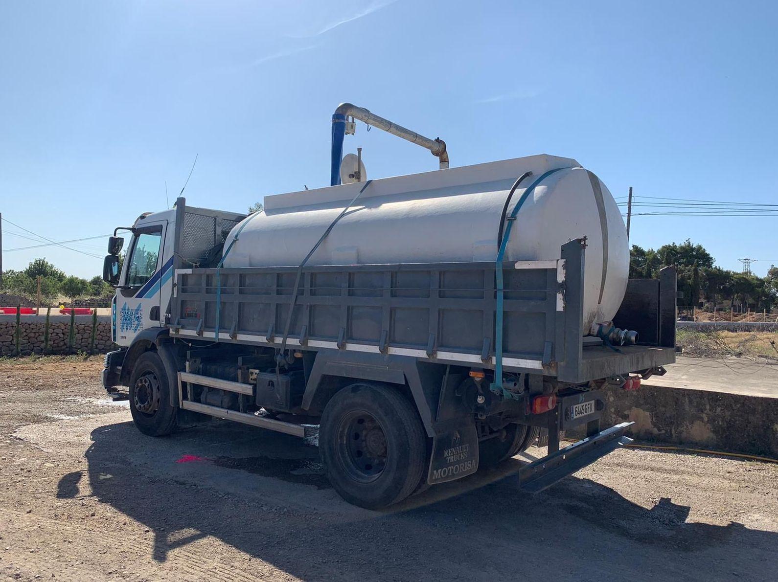 Foto 13 de Transporte y materiales de construcción en Campanet | Transportes Miguel Socias e Hijos