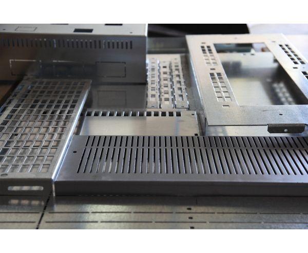 Fabricante de piezas en acero inoxidable