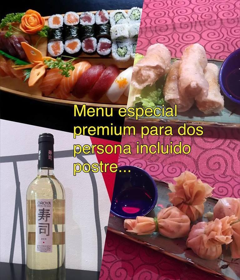 Restaurante SUSHI FOOD en Gran Canarias