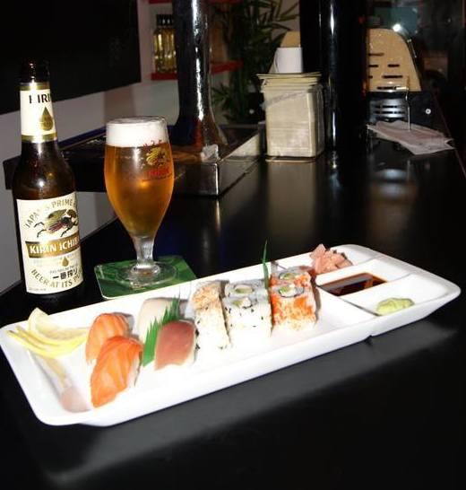 El mejor sushi de Las Palmas