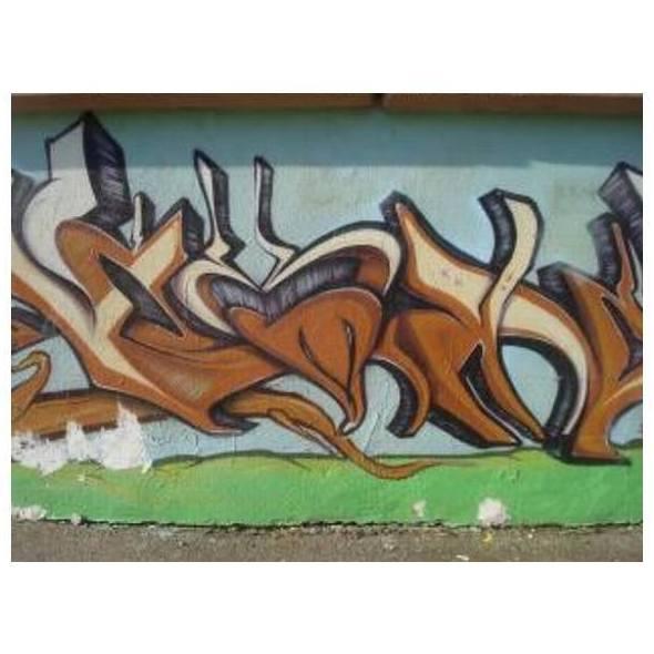 Limpieza de graffitis, imprimación antigraffitis: Servicios de Limpiezas Ojeda