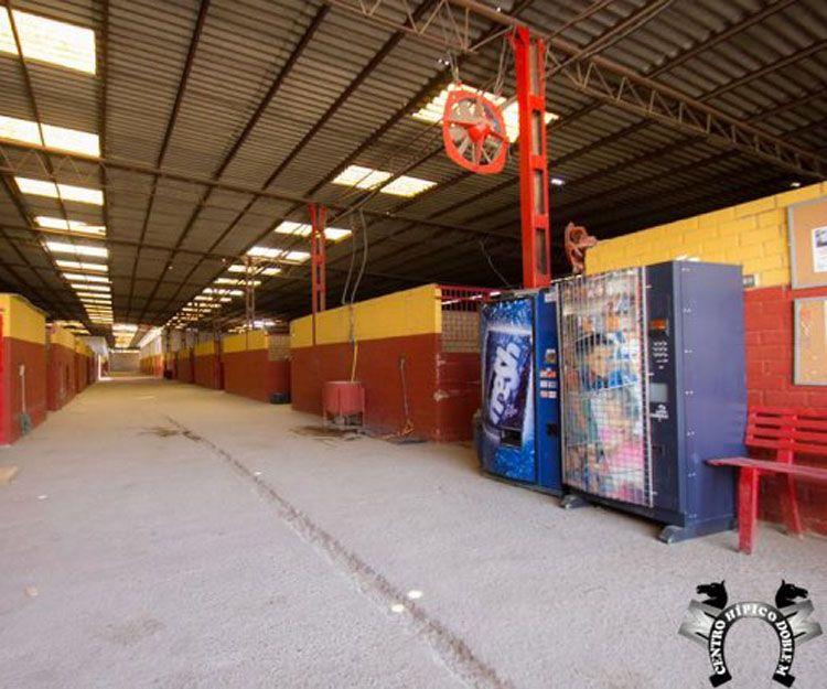Interior de nuestras instalaciones en Sevilla