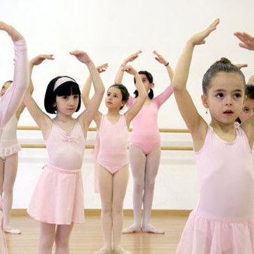 PRE Ballet y BALLET y clasico: Cursos de RUMBACHE